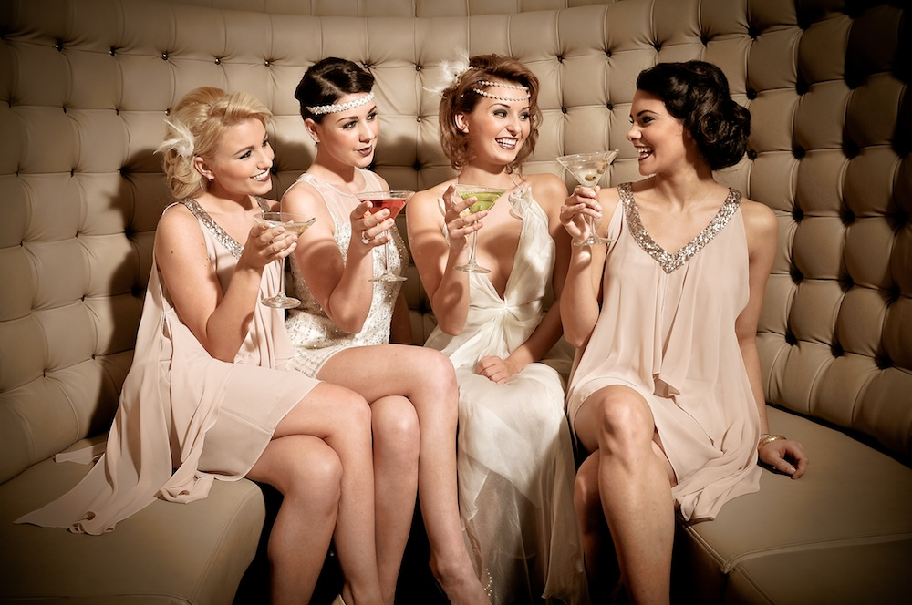 The Great Gatsby hen party